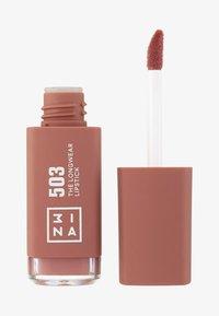 3ina - THE LONGWEAR LIPSTICK - Liquid lipstick - 503 - 0