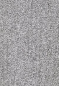 Gina Tricot Petite - TARA TROUSERS - Pantaloni - grey melange - 5