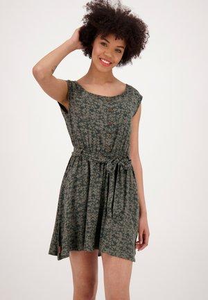 SCARLETTAK - Jersey dress - stone