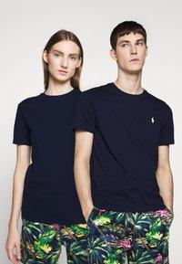 Polo Ralph Lauren - Basic T-shirt - dark blue - 0