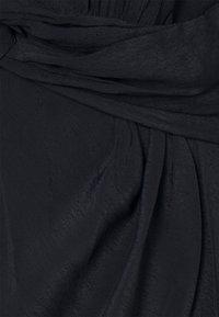 Scotch & Soda - DRESS WITH WAIST DETAIL - Sukienka letnia - night - 2