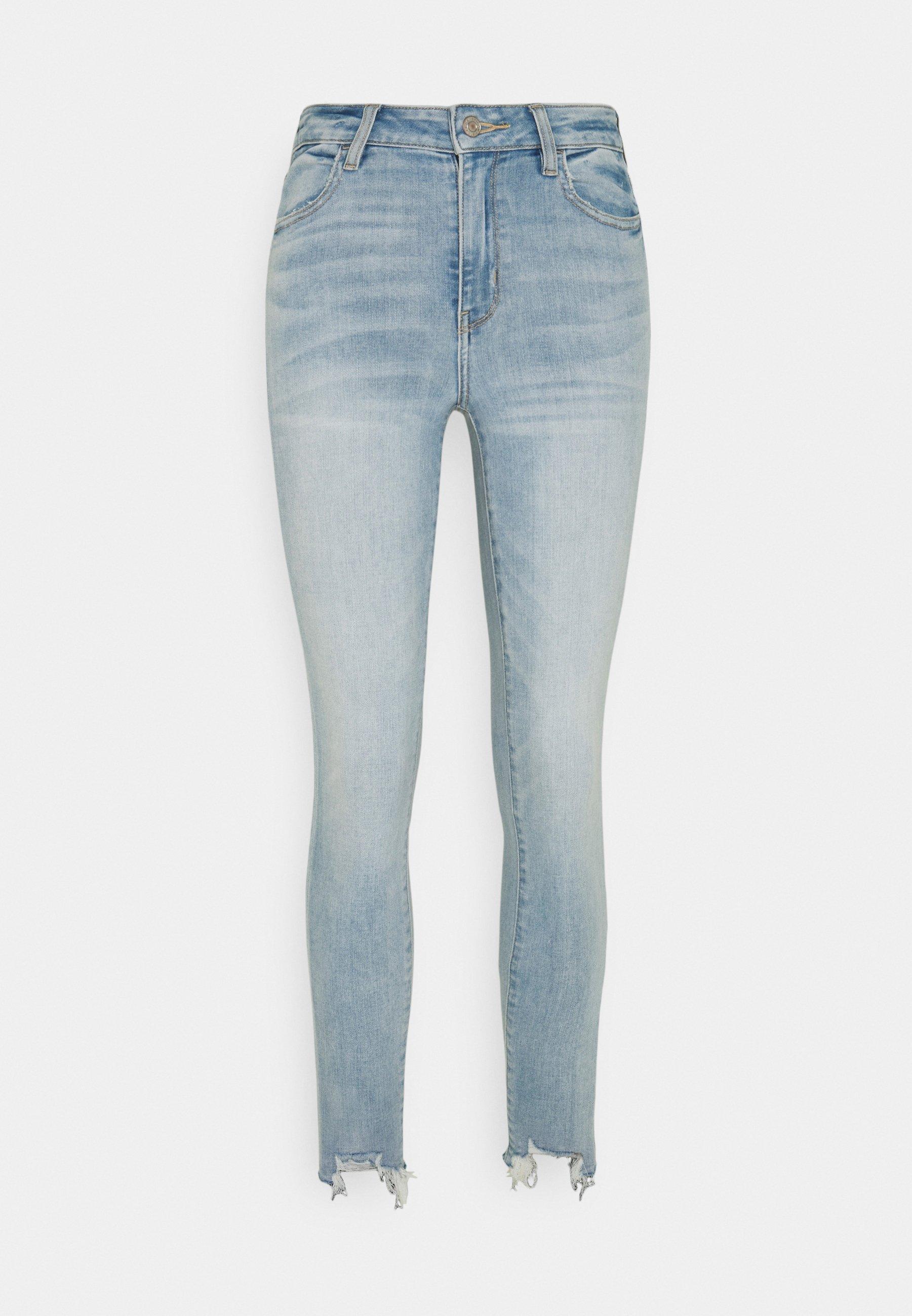 Women CURVY HI RISE JEGGING - Jeans Skinny Fit