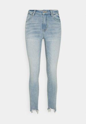 CURVY HI RISE JEGGING - Jeans Skinny Fit - blue street