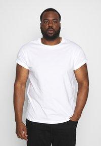 Topman - 2 PACK  - Basic T-shirt - multi - 1