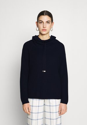 TURTLE NECK - Sweter - navy