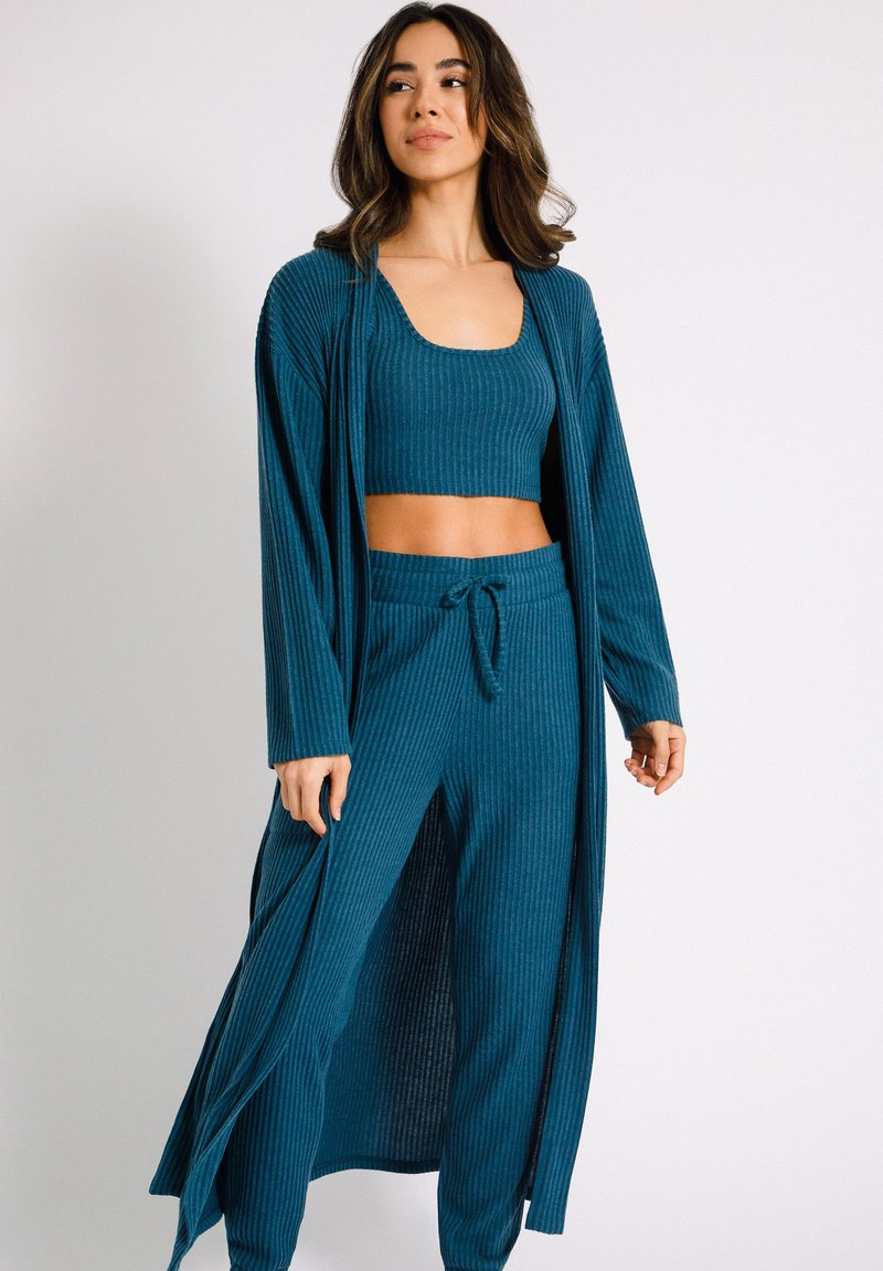 Chelsea Peers - Dressing gown - blue