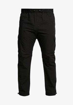 RIPSTOP PANTS  - Pantalon cargo - black