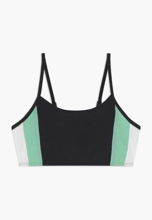 COLORBLOCK - Bikini top - navy