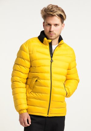 Winter jacket - amber