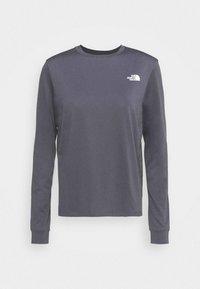 TEE - Long sleeved top - vanadis grey