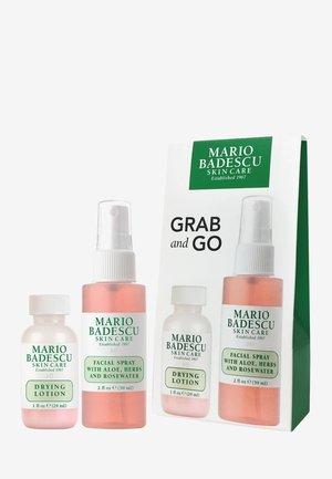 GRAB & GO - Skincare set - -