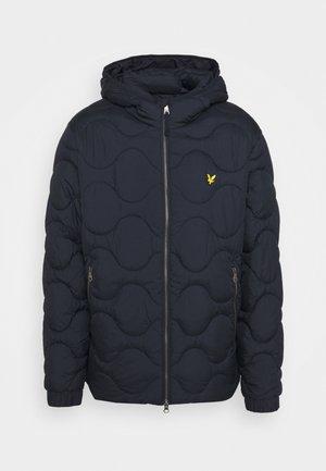 WADDED JACKET - Light jacket - dark navy