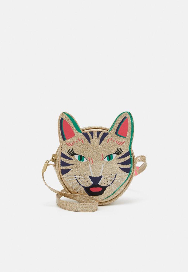 Billieblush - BAG - Taška spříčným popruhem - golden