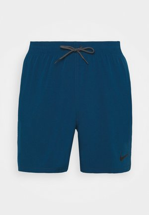 VOLLEY SHORT LOGO TAPE - Zwemshorts - valerian blue
