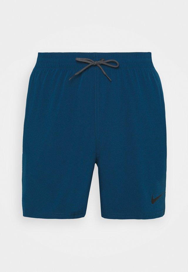 VOLLEY SHORT LOGO TAPE - Swimming shorts - valerian blue