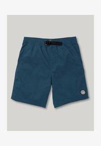 Volcom - MONGROL EW SHORT 18 - Shorts - faded_navy - 1