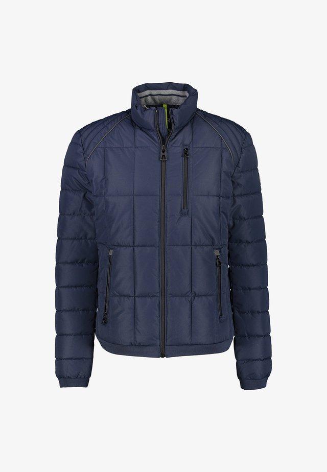 GESTEPPTER BLOUSON - Winter jacket - bright turquois