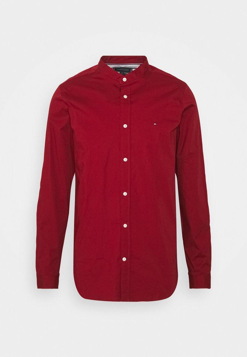 Tommy Hilfiger - SLIM STRETCH SHIRT - Shirt - regatta red