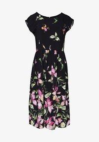 Bialcon - Sukienka letnia - czarny - 6