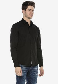 Cipo & Baxx - HECTOR - Formal shirt - schwarz - 2