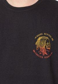 Roark - HOBO - Print T-shirt - black - 3