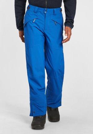 HAMMER - Snow pants - blue