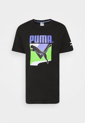 GRAPHIC TEE - T-Shirt print - black