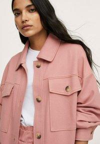 Mango - Summer jacket - rose - 3