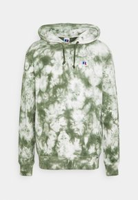 Russell Athletic Eagle R - RIVER MODERN HOODY UNISEX - Hoodie - four leav clover - 0