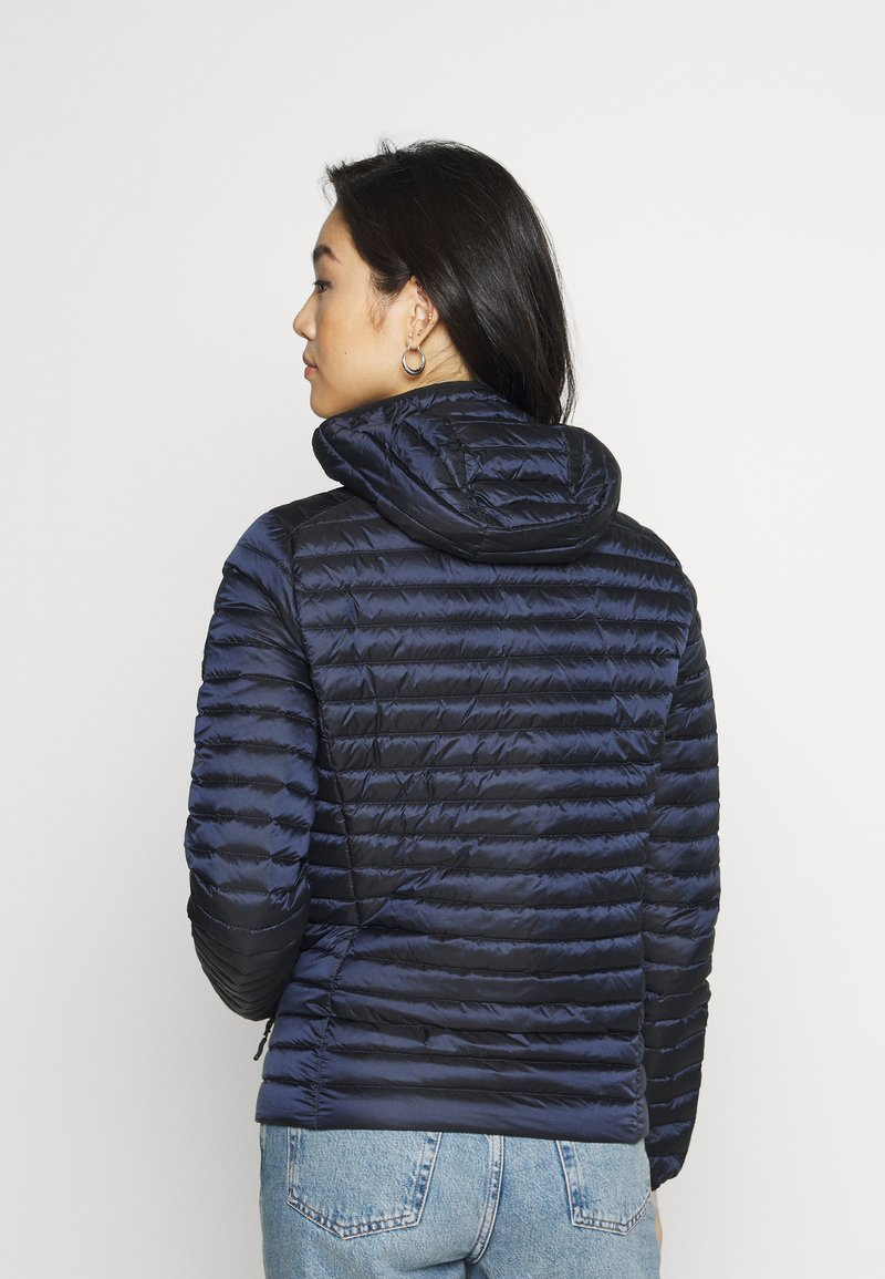 Superdry - CORE PADDED JACKET - Down jacket - eclipse navy