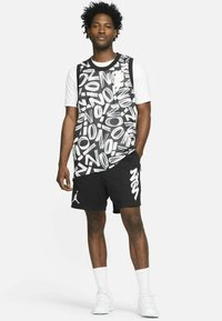 Jordan - Shorts - black/white - 1