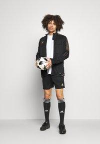 adidas Performance - TIRO PRIDE - Pantaloncini sportivi - black - 1