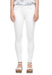 s.Oliver - Jeans Skinny Fit - white - 0