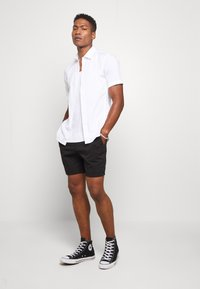 G-Star - DRESSED SUPER SLIM SHIRT S\S - Shirt - white - 1