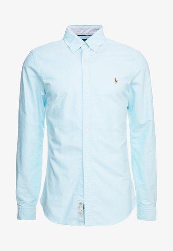 OXFORD SLIM FIT - Shirt - aegean blue