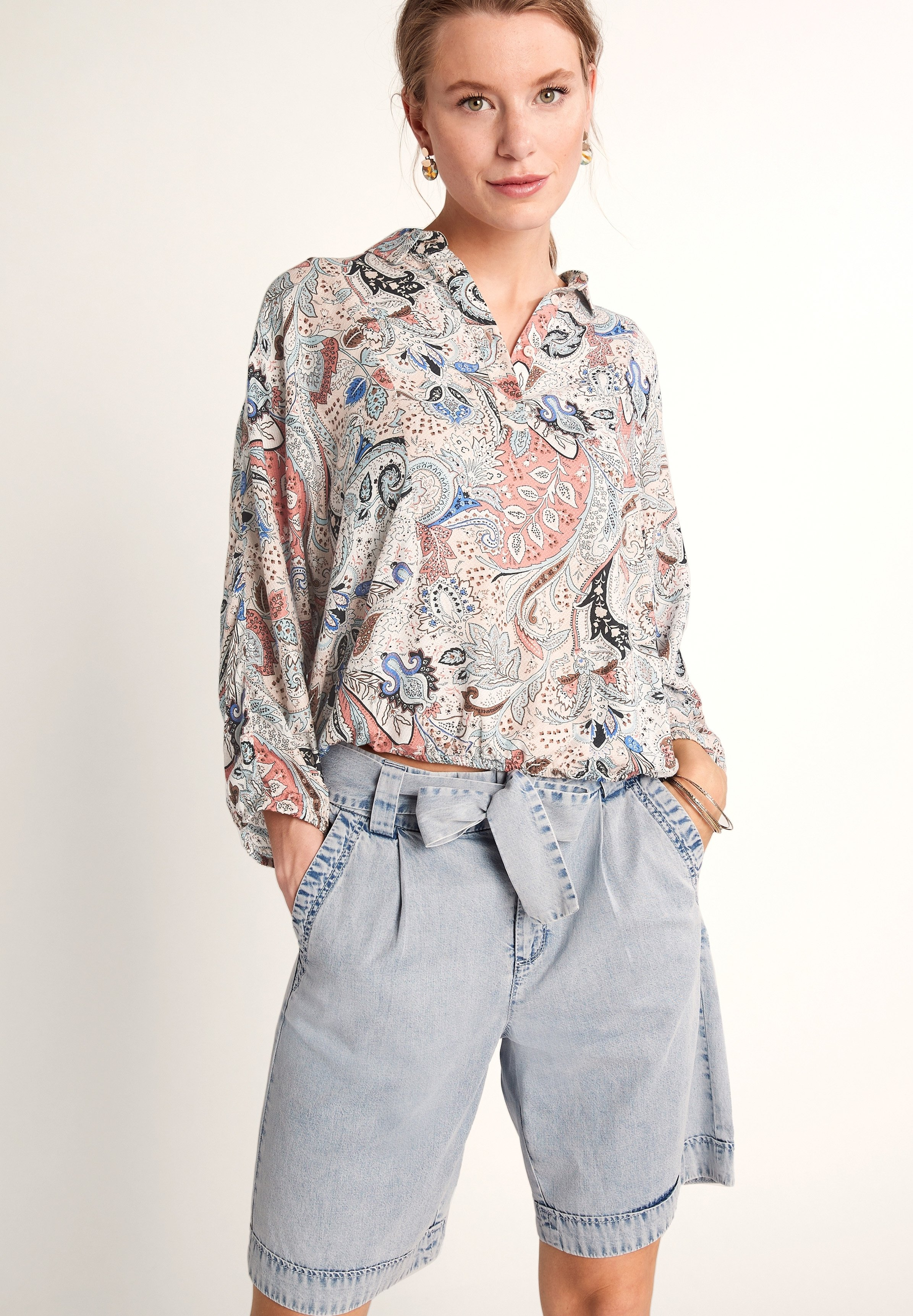Damen O-SHAPE - Bluse