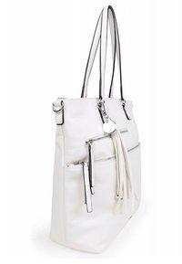Tamaris - ADELE - Tote bag - white - 2