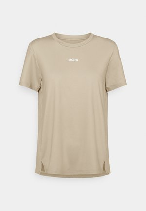 REGULAR TEE - Basic T-shirt - cornstalk