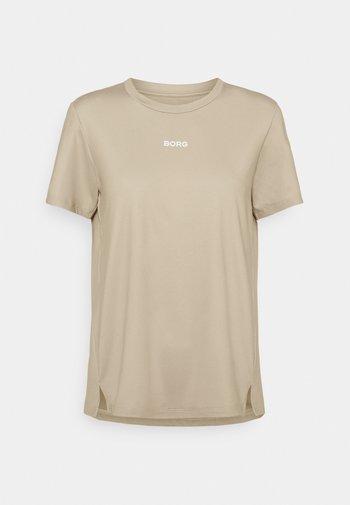 REGULAR TEE - Basic T-shirt - cornstalk