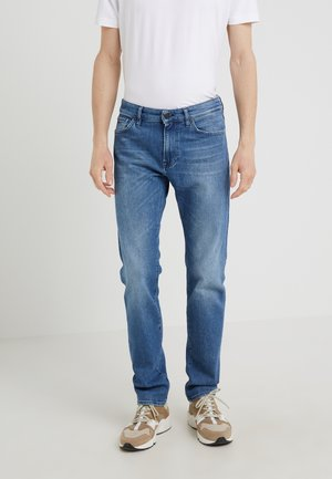 MAINE - Straight leg jeans - bright blue