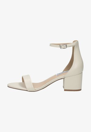 IRENEE - Sandals - bone leather