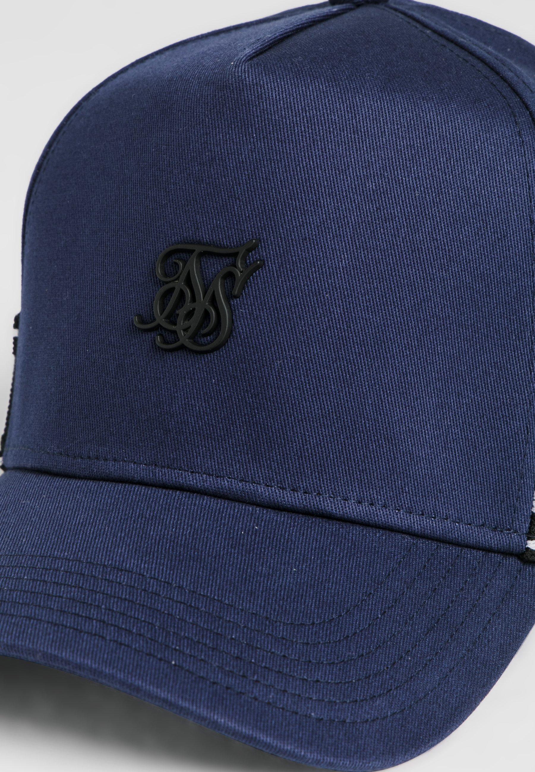 Siksilk Cap - Navy/dunkelblau