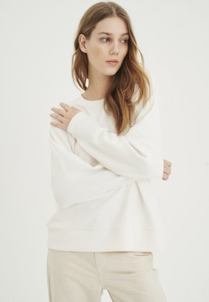 UNITA - Sweatshirt - whisper white