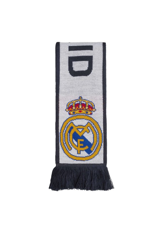 REAL MADRID SCARF - Sjal - white