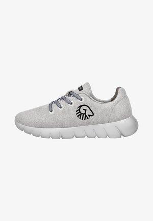 MERINO RUNNERS - Trainers - light grey