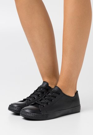 WIDE FIT ICON  - Sneakers laag - black