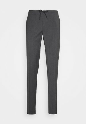 PANTALON DE VILLE - Trousers - anthracite