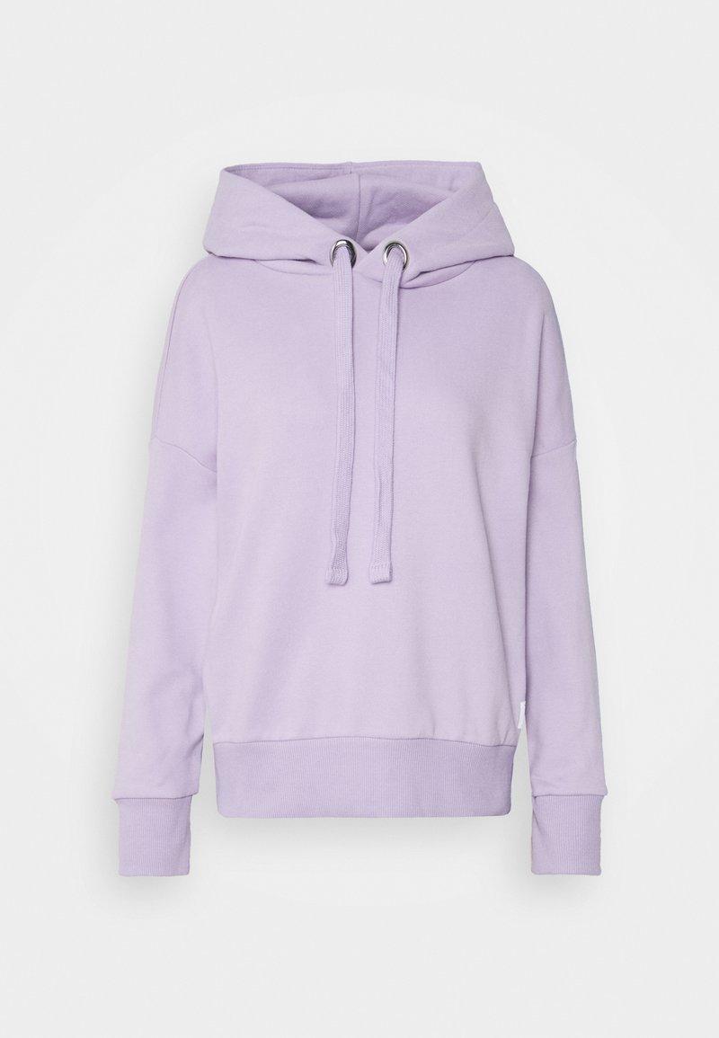 Marc O'Polo DENIM - LONGSLEEVE HOODED - Sweatshirt - peached purple