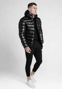 SIKSILK - ATMOSPHERE JACKET - Winterjas - black - 1