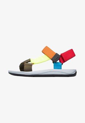 Sandalias de senderismo - multi-coloured
